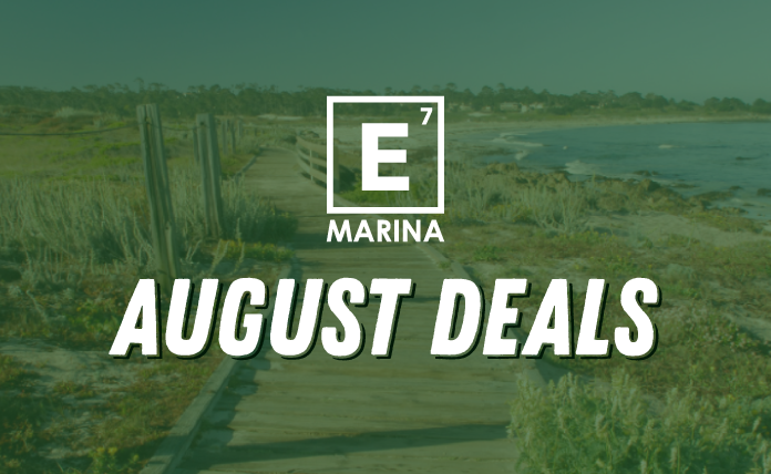 August Deals at our Marina Dispensary | Element 7