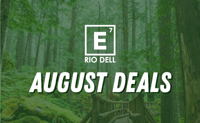 August Deals at Rio Dell   Element 7